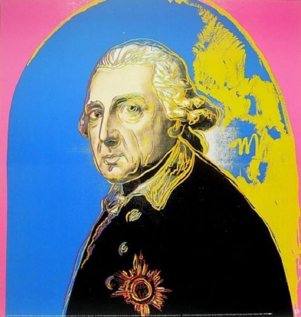 Friedrich der Grosse (Frederick The Great) by Andy