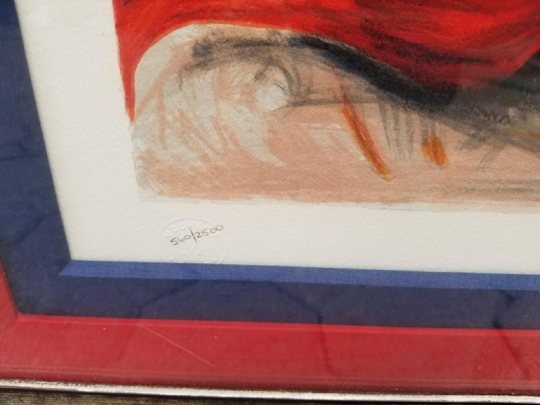 Alexandra Nechita Color Lithograph Original SIGNED and - 2