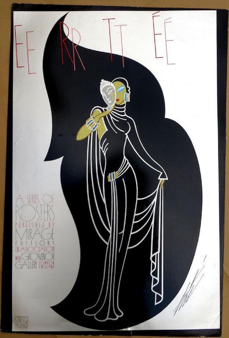 Erte original poster
