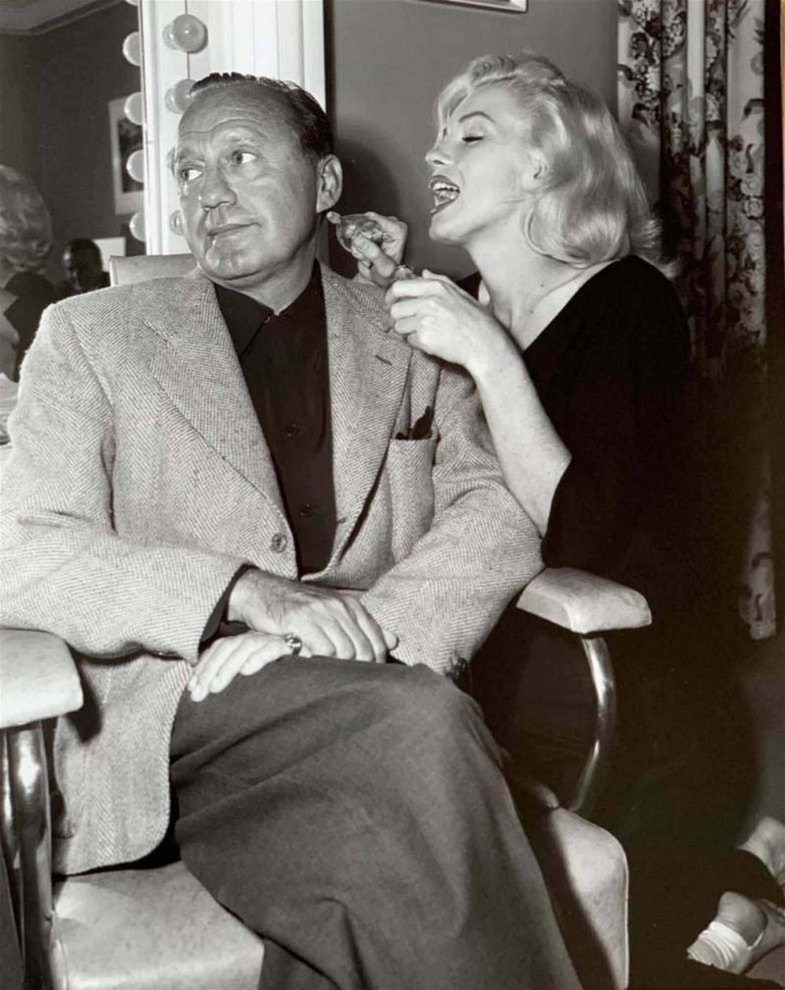 Lange marilyn Marilyn Lange