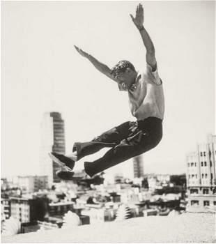 Frank Worth Sammy Davis Jr. PCOA Photograph