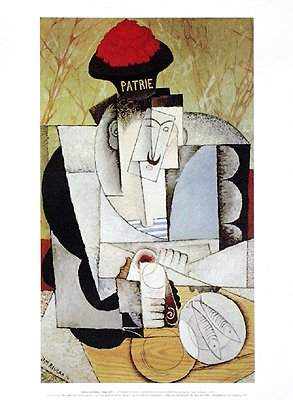 Diego Rivera Sailor at Lunch FRAMED Offset Lithograph