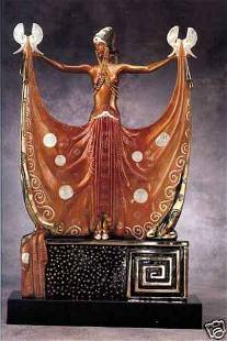 Erte - Venus Limited Edition Bronze Sculpture
