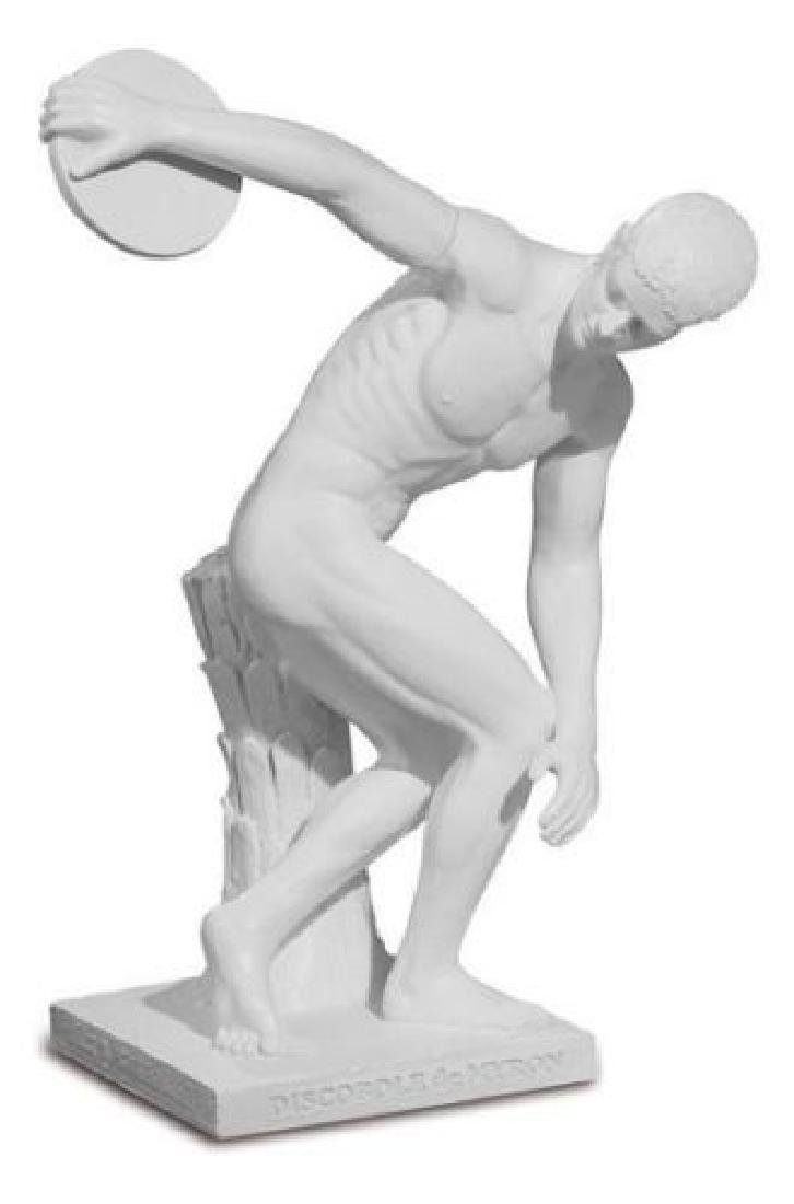 discobolus facts Myron was born in eleutherae,  the discobolus,  facts matter and britannica insights makes it easier to find them.