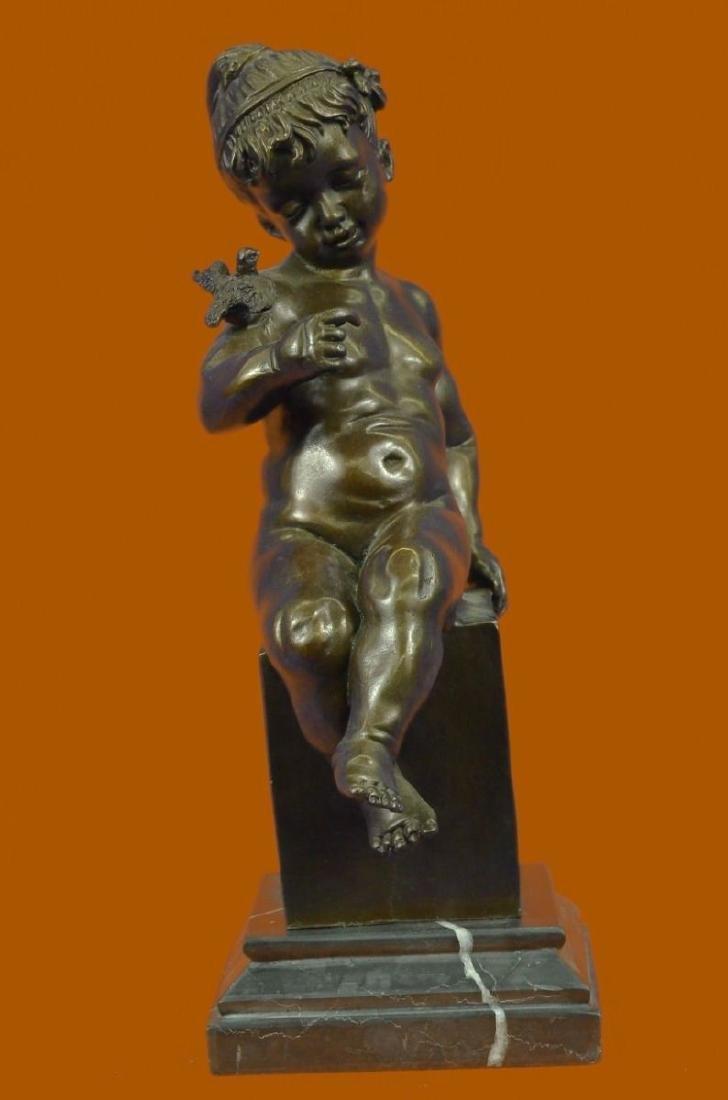 Bronze Sculpture Original American Artist ~Art Taylor~