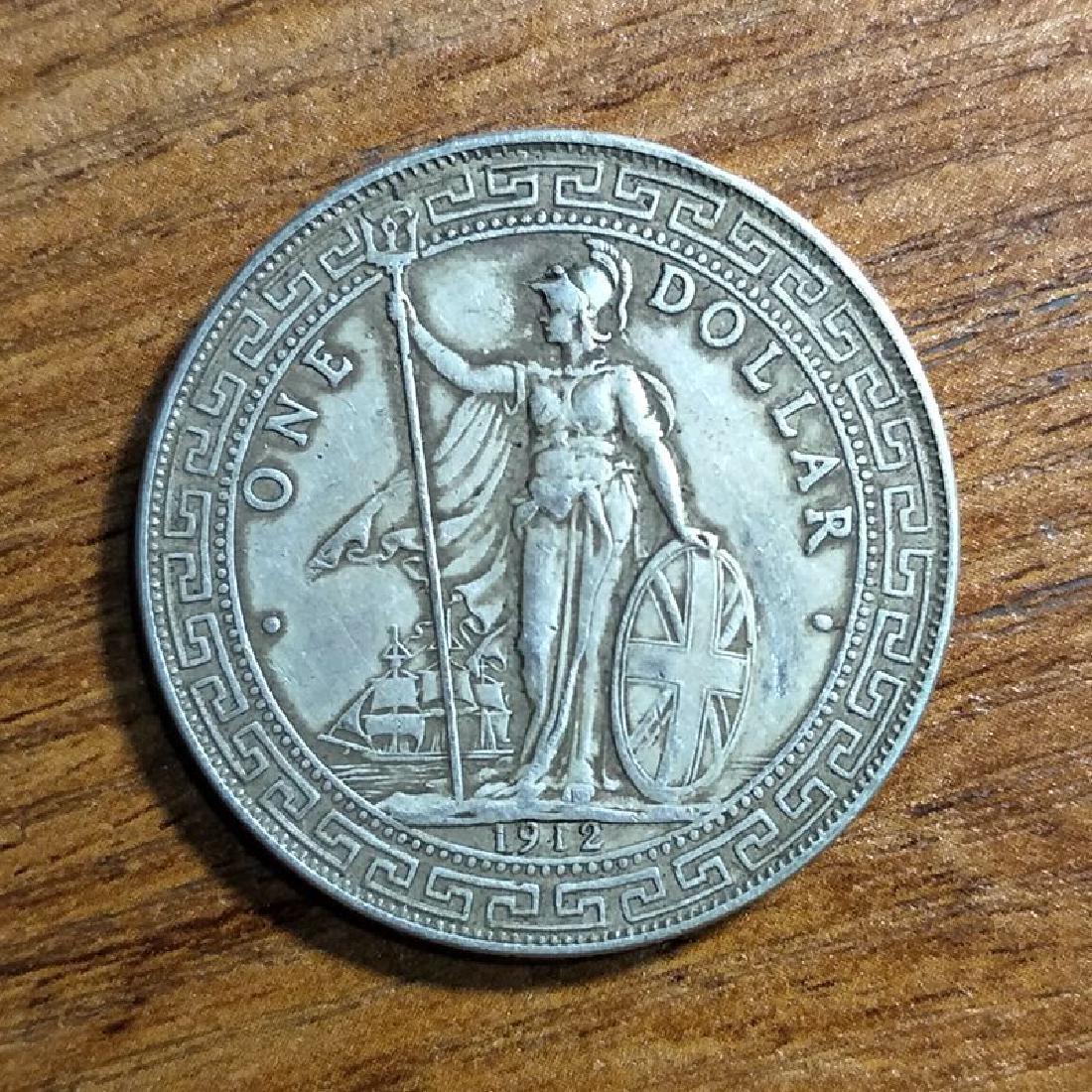 Foreign Antique 1912 Silver Coin
