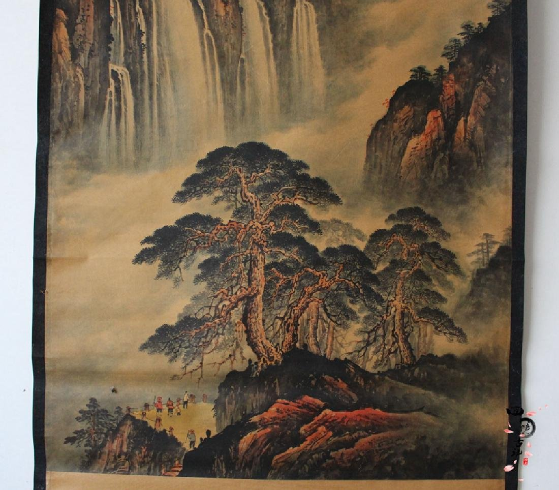 Chinese Antique Landscape Painting - 3