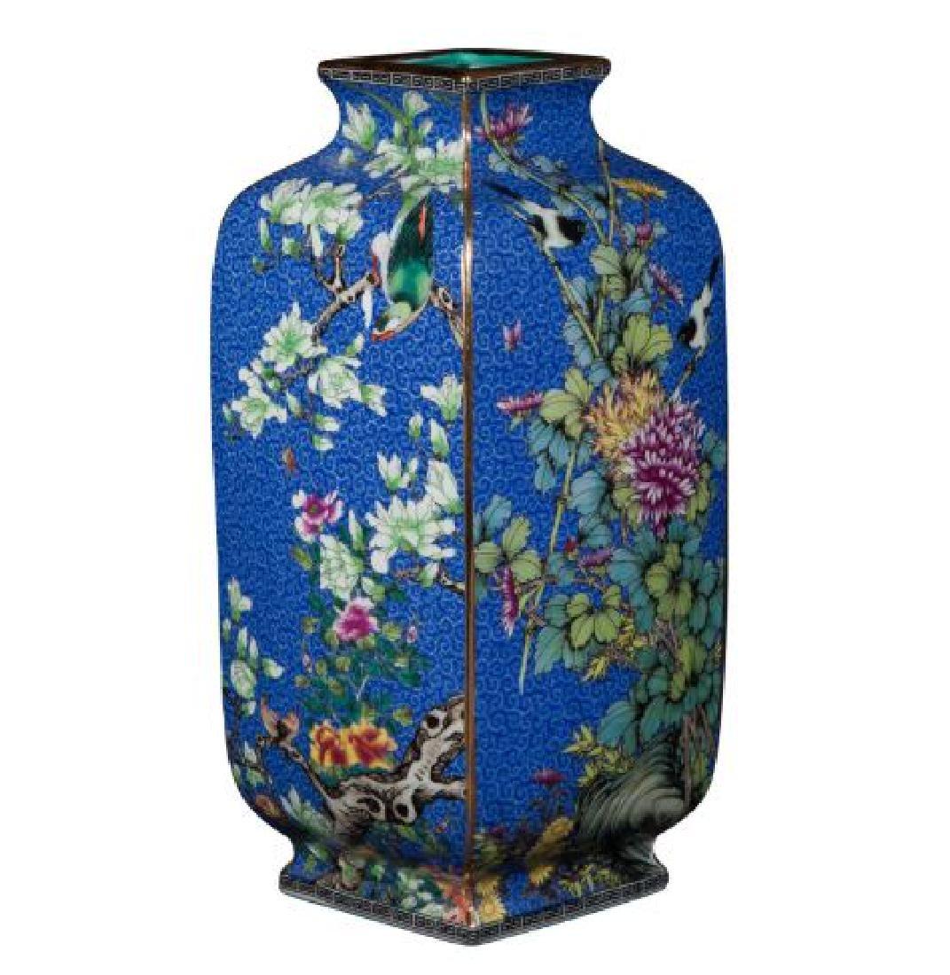 Chinese Antique Jingdezhen Colorful Enamel Porcelain - 5