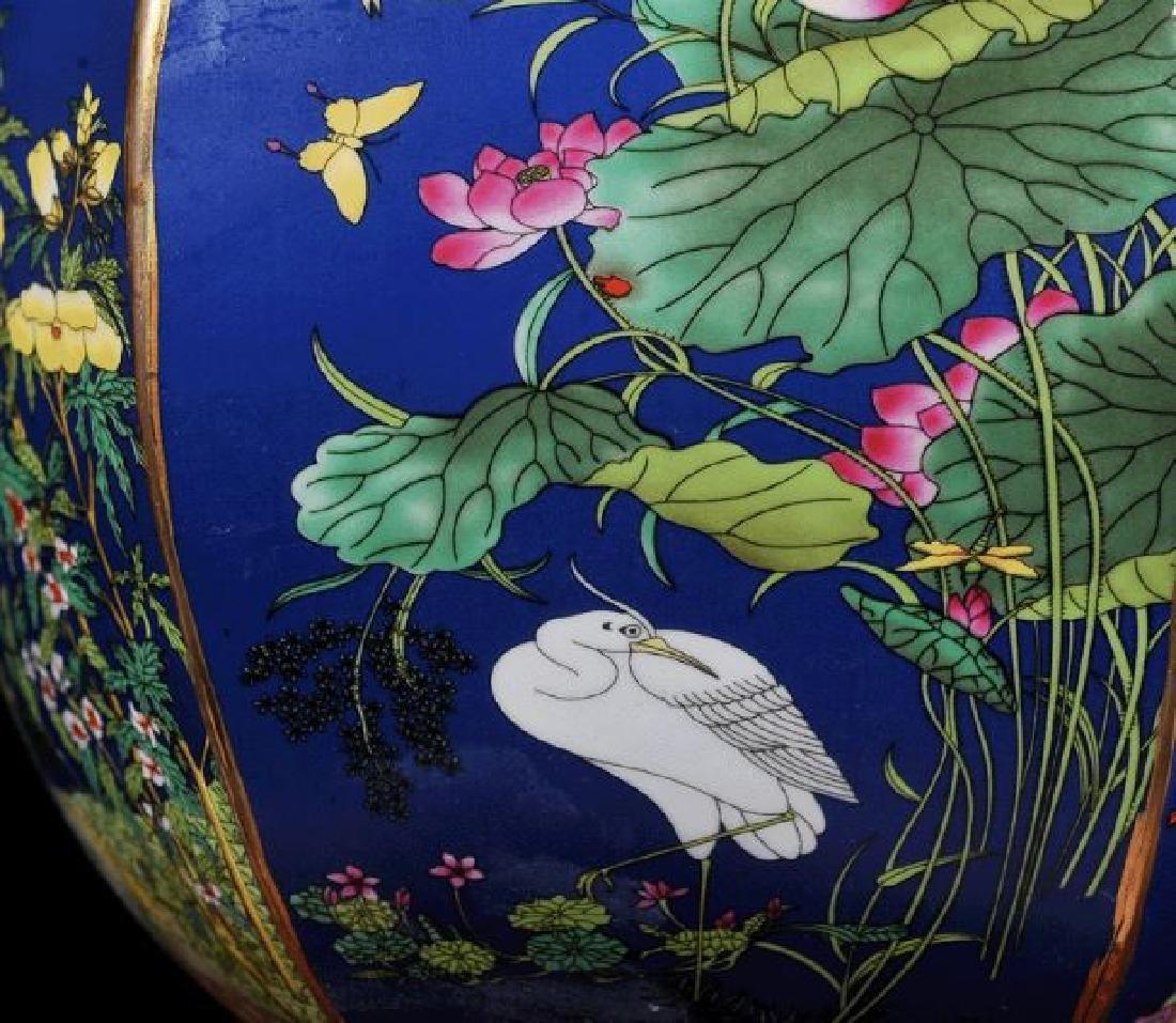 Chinese Qianlong Time Jingdezhen Colorful Enamel - 3