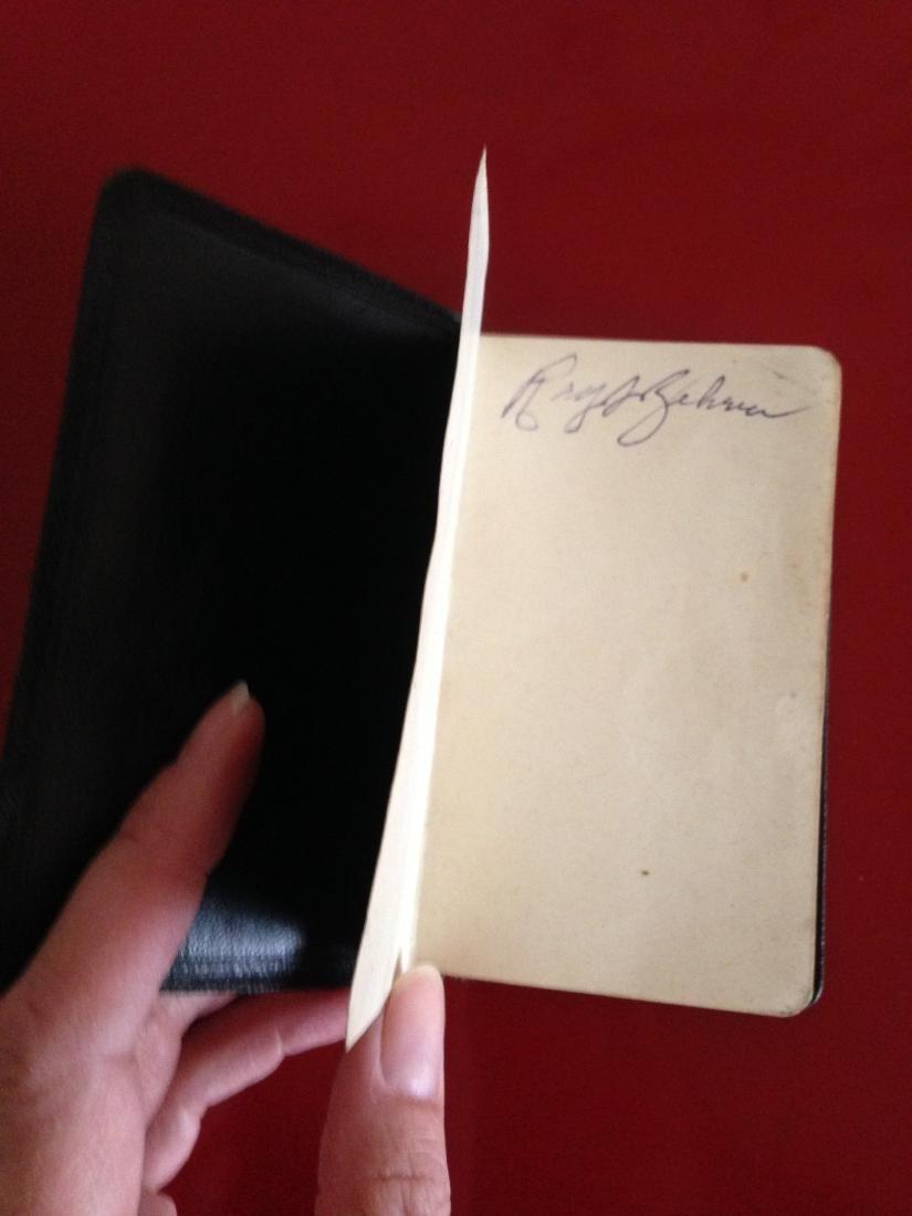 1940's Knights of Columbus Pocket Manual Prayer Book - 2