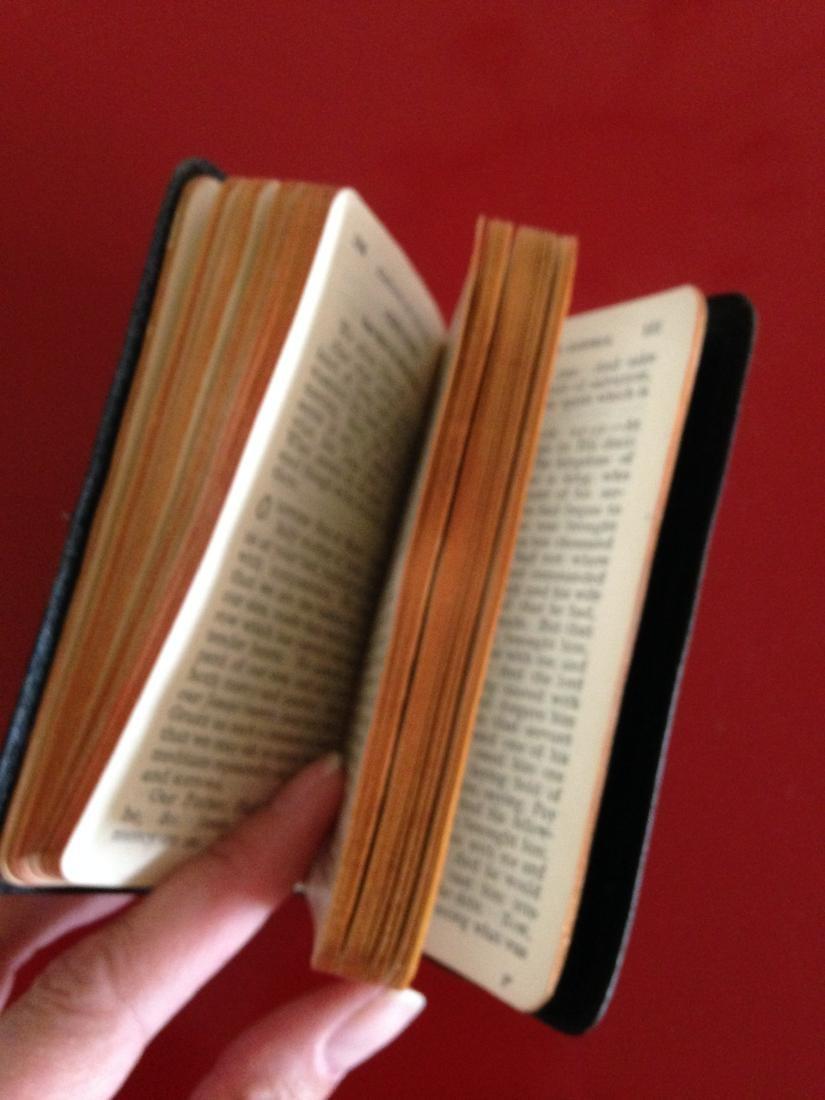 1940's Knights of Columbus Pocket Manual Prayer Book - 5