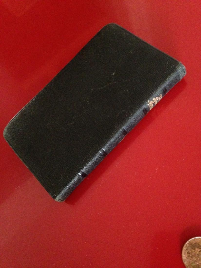1940's Knights of Columbus Pocket Manual Prayer Book - 7
