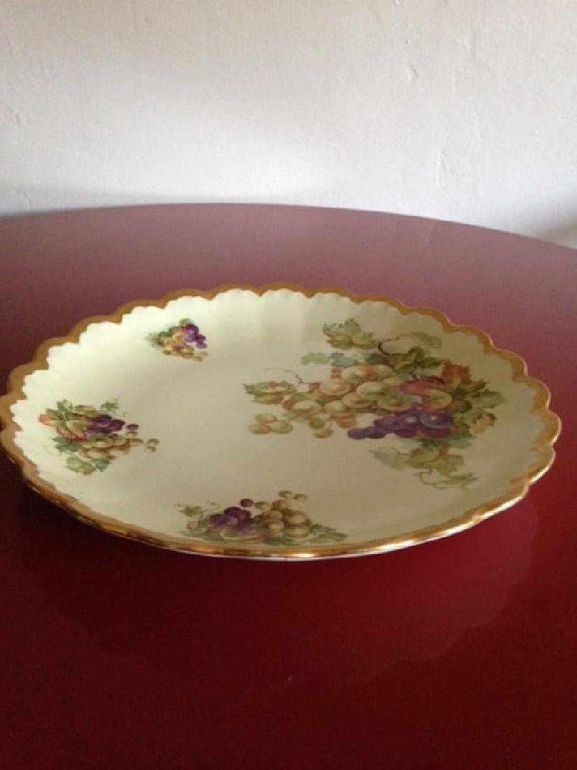 Antique Empire China Scalloped Edge Bowl - 3