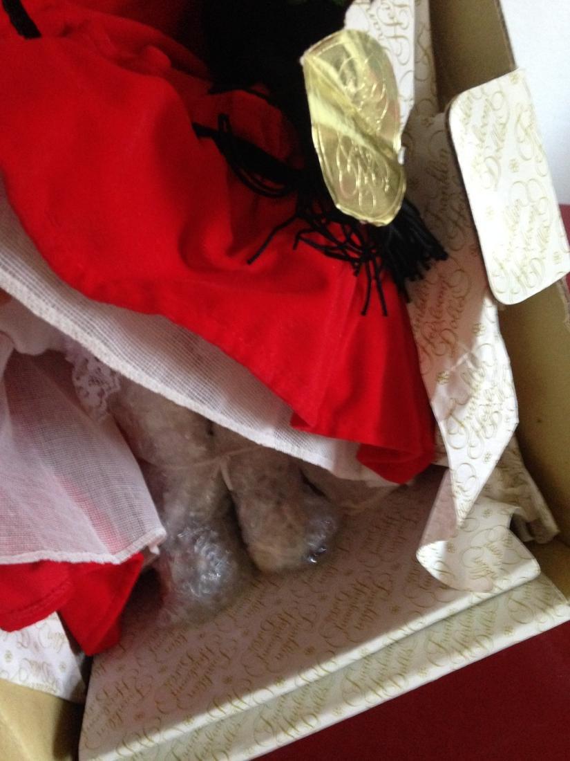 Franklin Heirloom Doll Little Women Jo in Orig. Box - 4