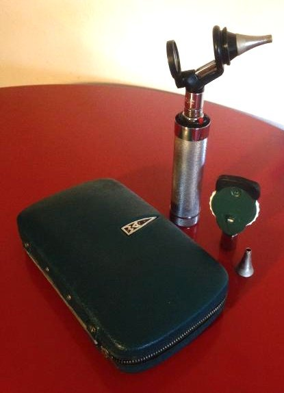 1960's Welch Allyn Otoscope, Ophthalmoscope Set