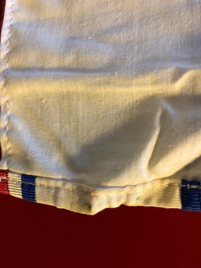 Vintage Knights of Columbus Sash and Suspender - 10
