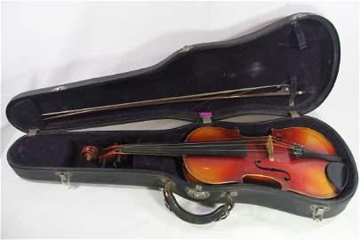 Early 19th century violin