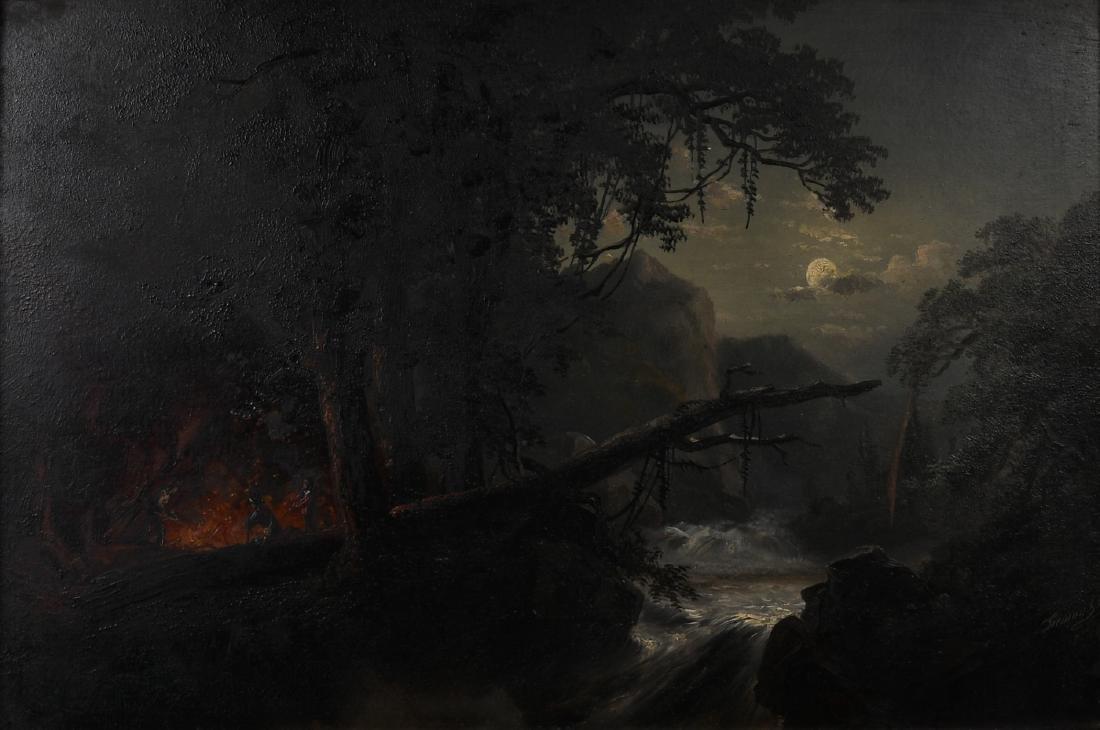 Alexander Loemans, Dutch, 1816-1898