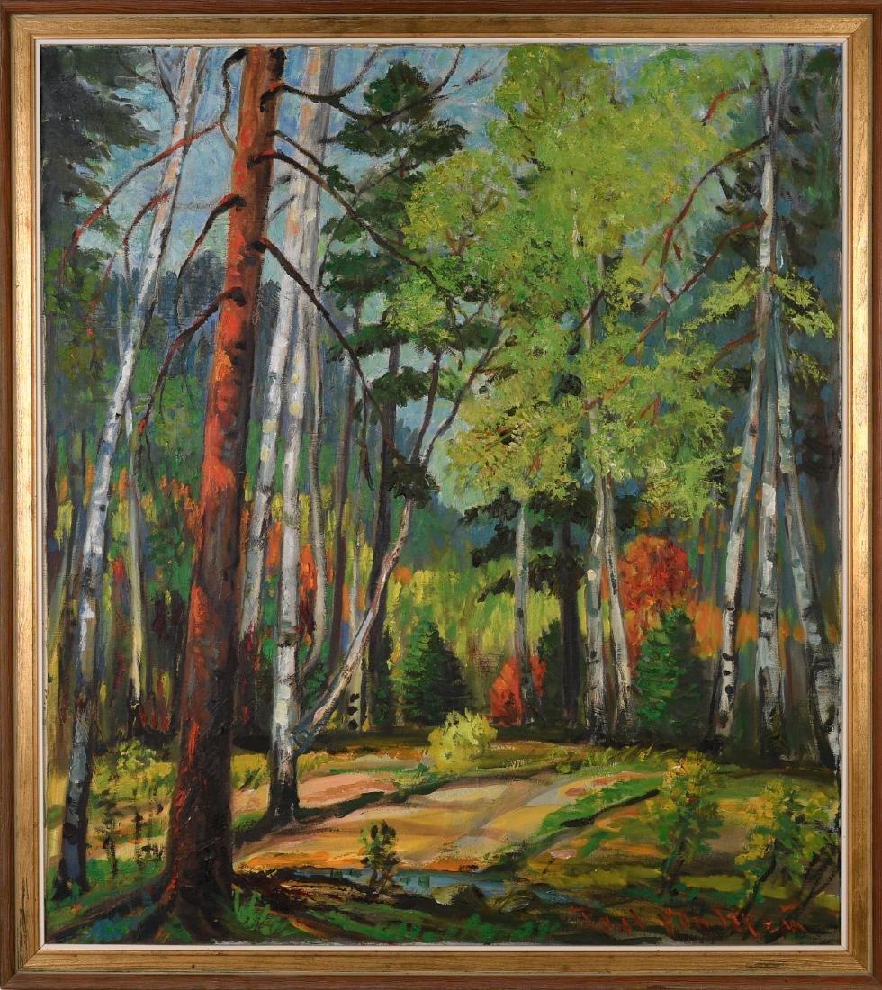Paul Van Ryzin, American, 1889-1980 - 2