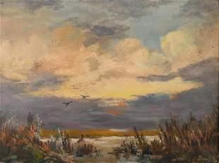 Elmer Berge, American, 1892-1956