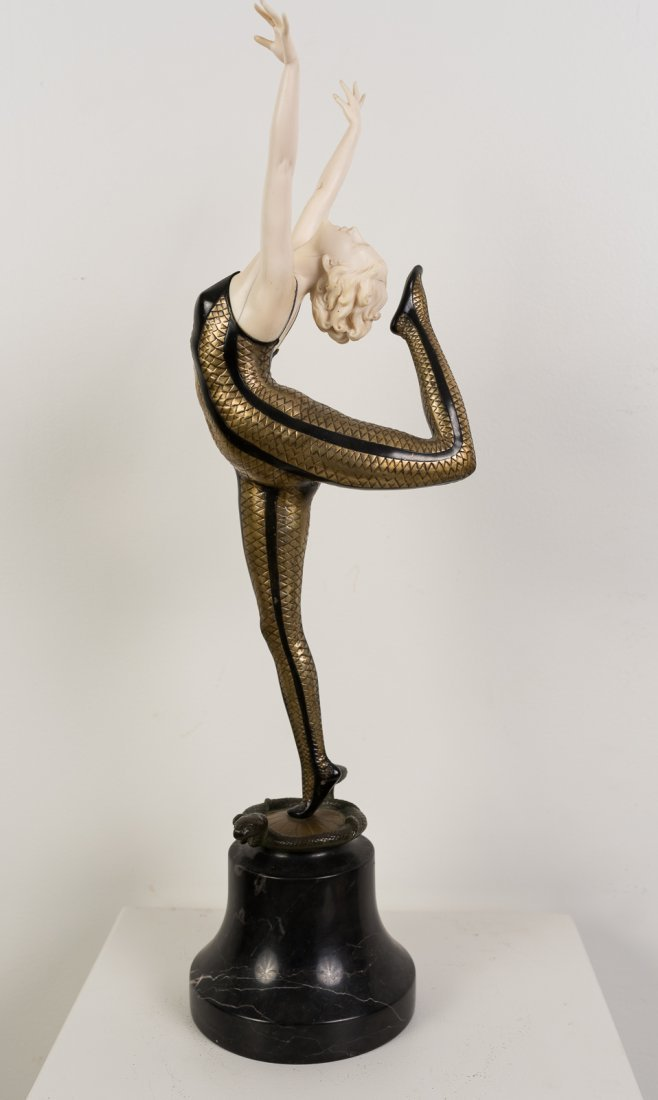 Otto Poertzel, German, 1876-1963, Sculpture