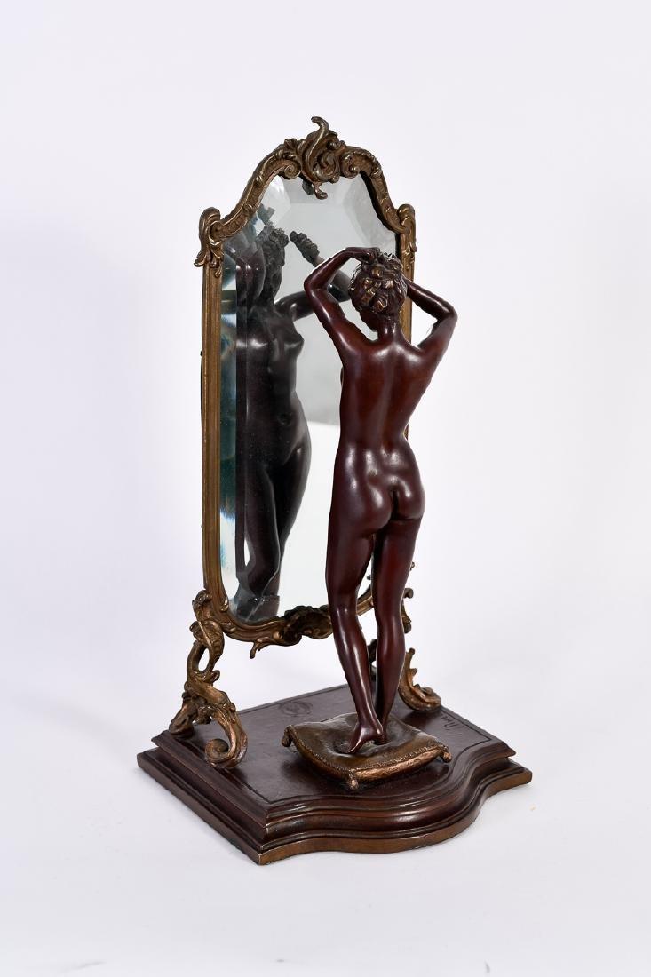 Emile Pinedo, Bronze Sculpture