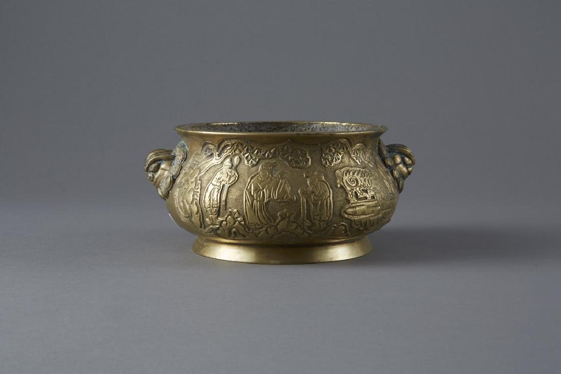 Chinese Bronze Censer - Xuande Mark - BTC Acpt
