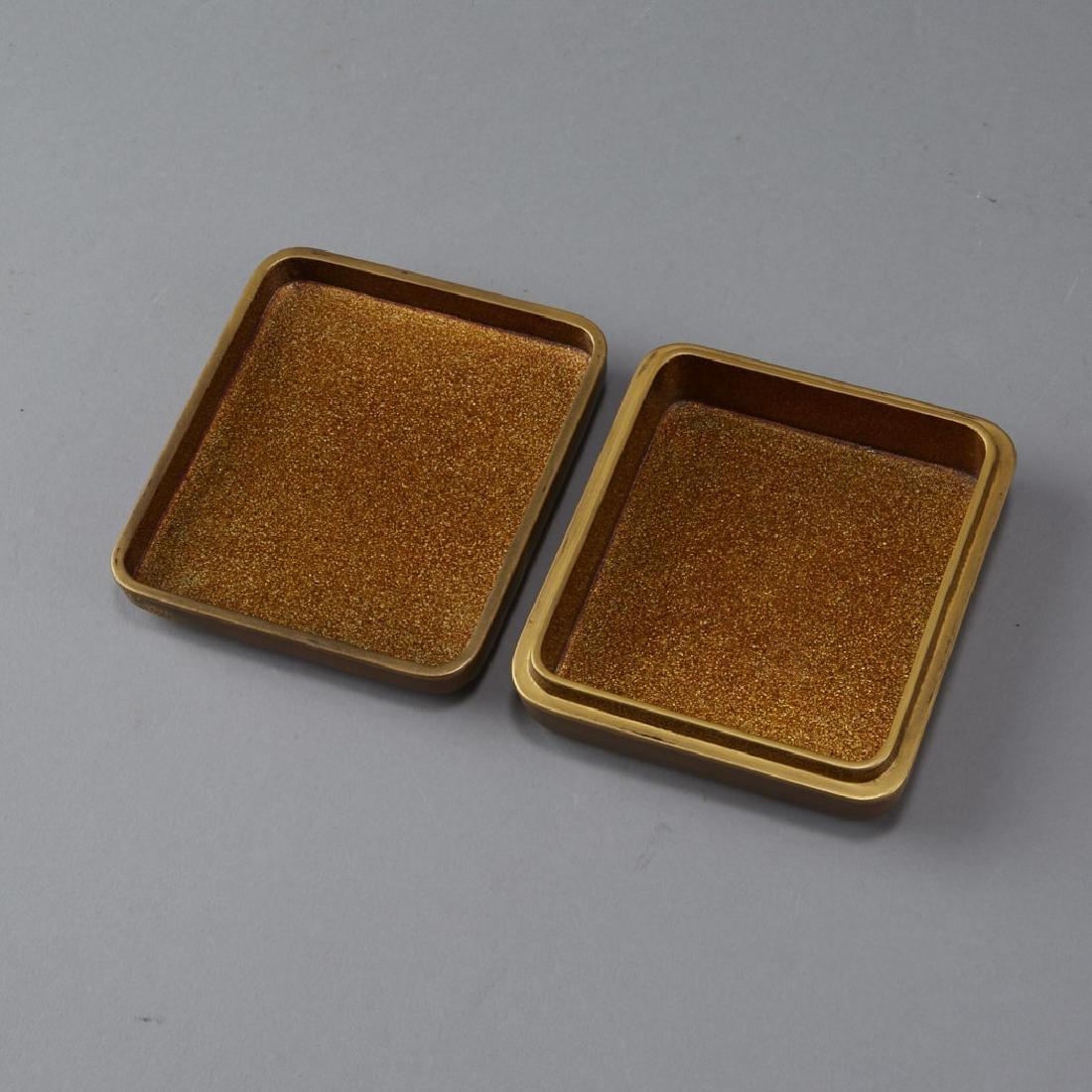 Japanese Meiji or Edo Lacquer box - 2
