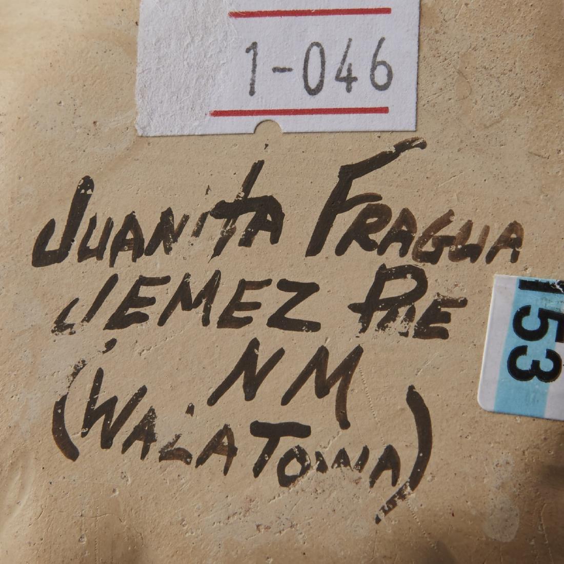 Group of Jemez Pottery Yepa and Fragua - 6