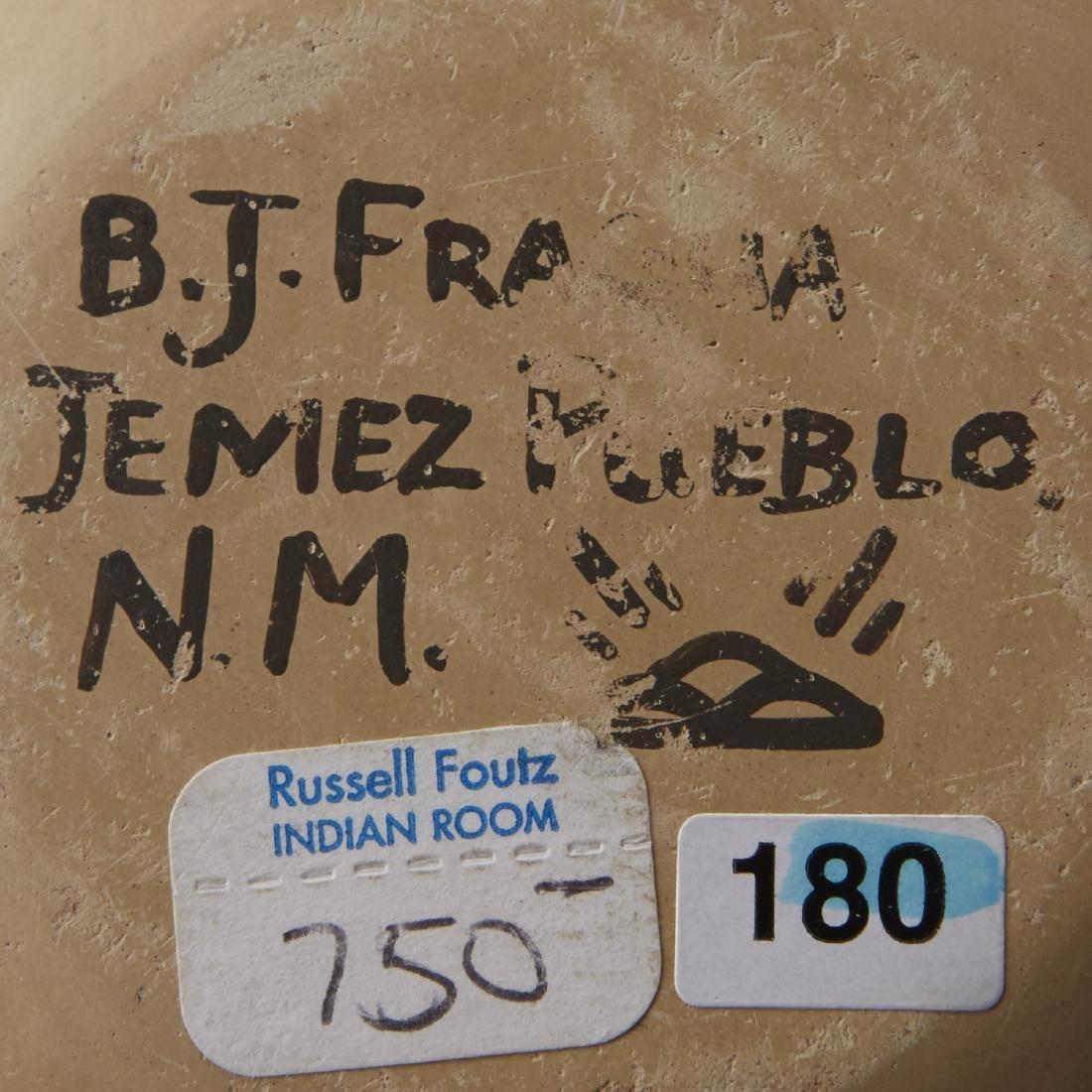 Group of Jemez Pottery Yepa and Fragua - 7