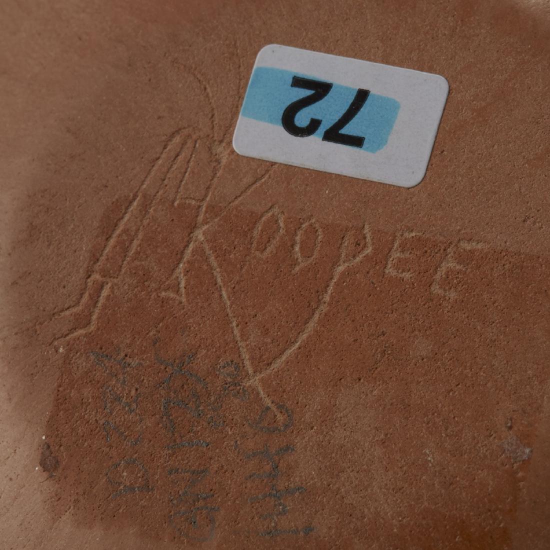 2 Jacob Nampeyo Koopee Polychrome Jars - 5