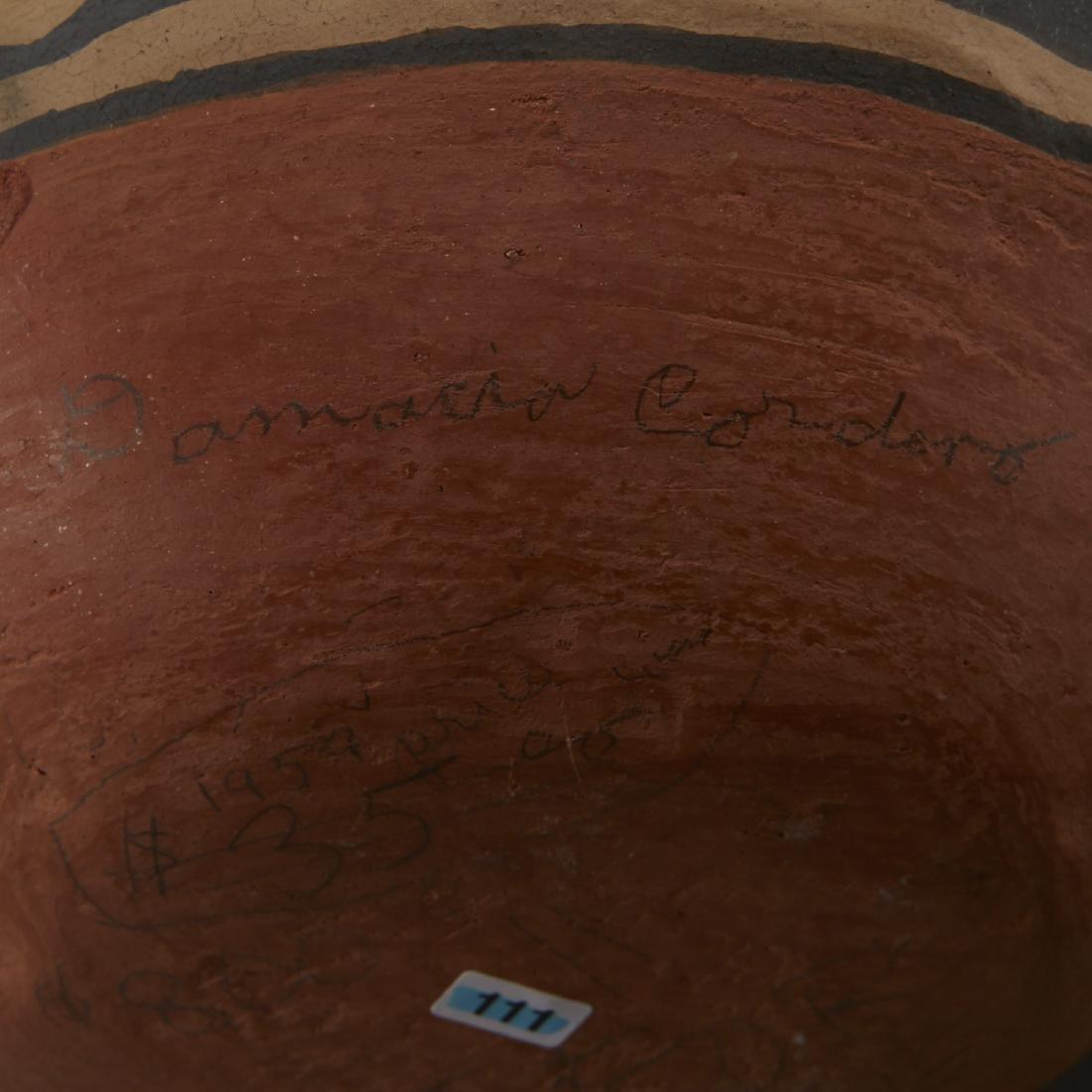 6 Laguna Pueblo Pottery Effigy Jars and Kachina - 9