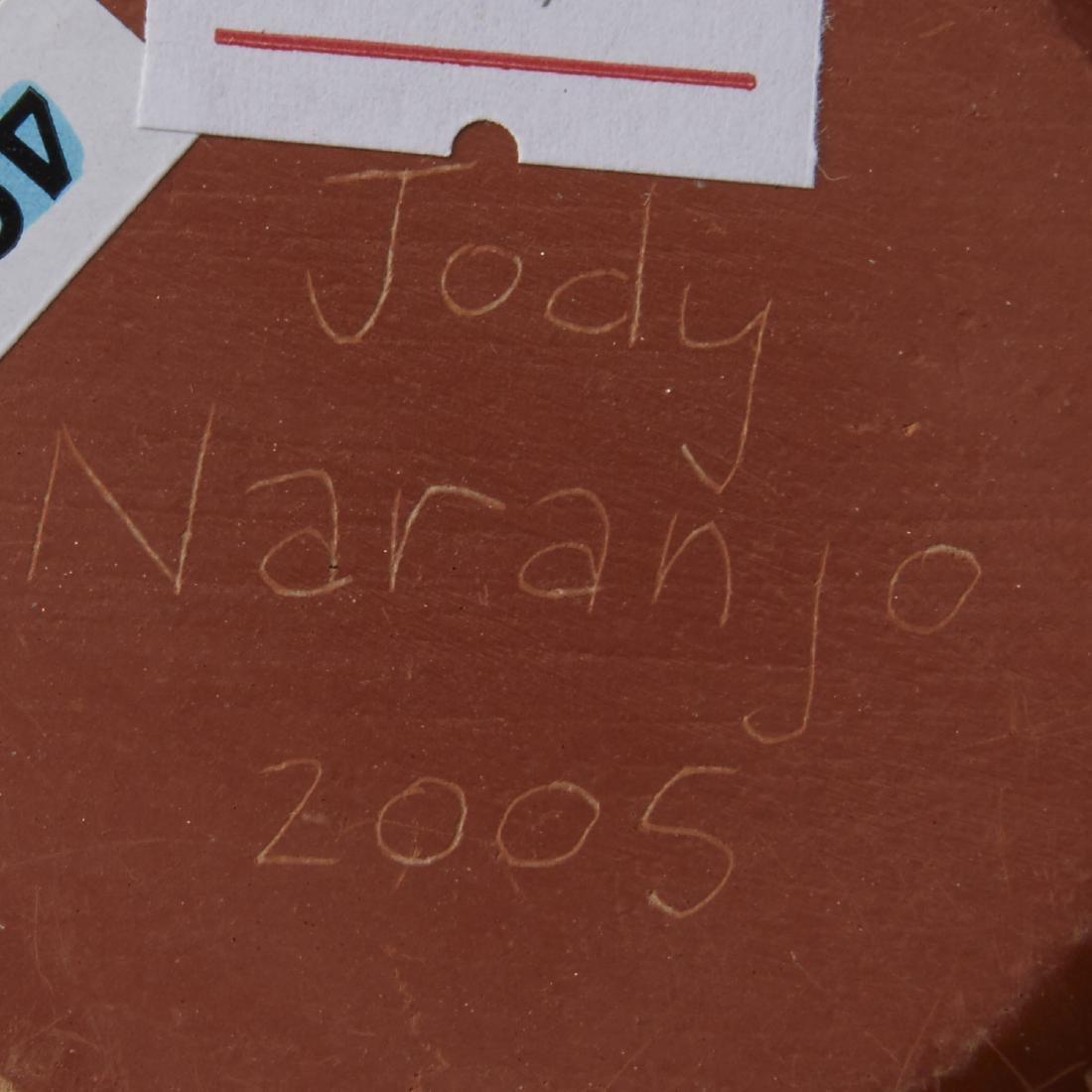3 Santa Clara Pottery Jars Naranjo and Folwell - 5
