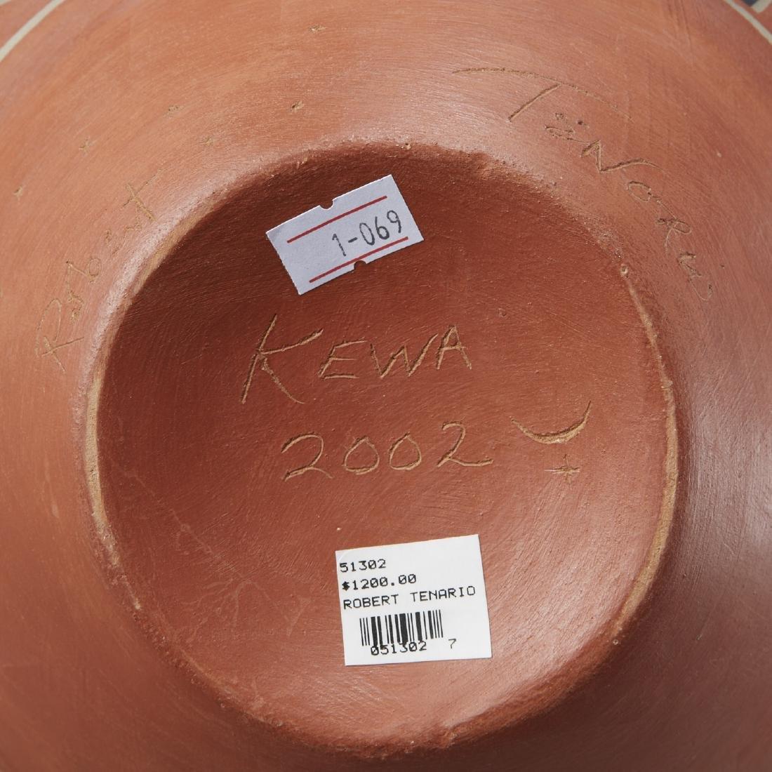 3 Tenorio Kewa Santo Domingo Pottery Jars - 6