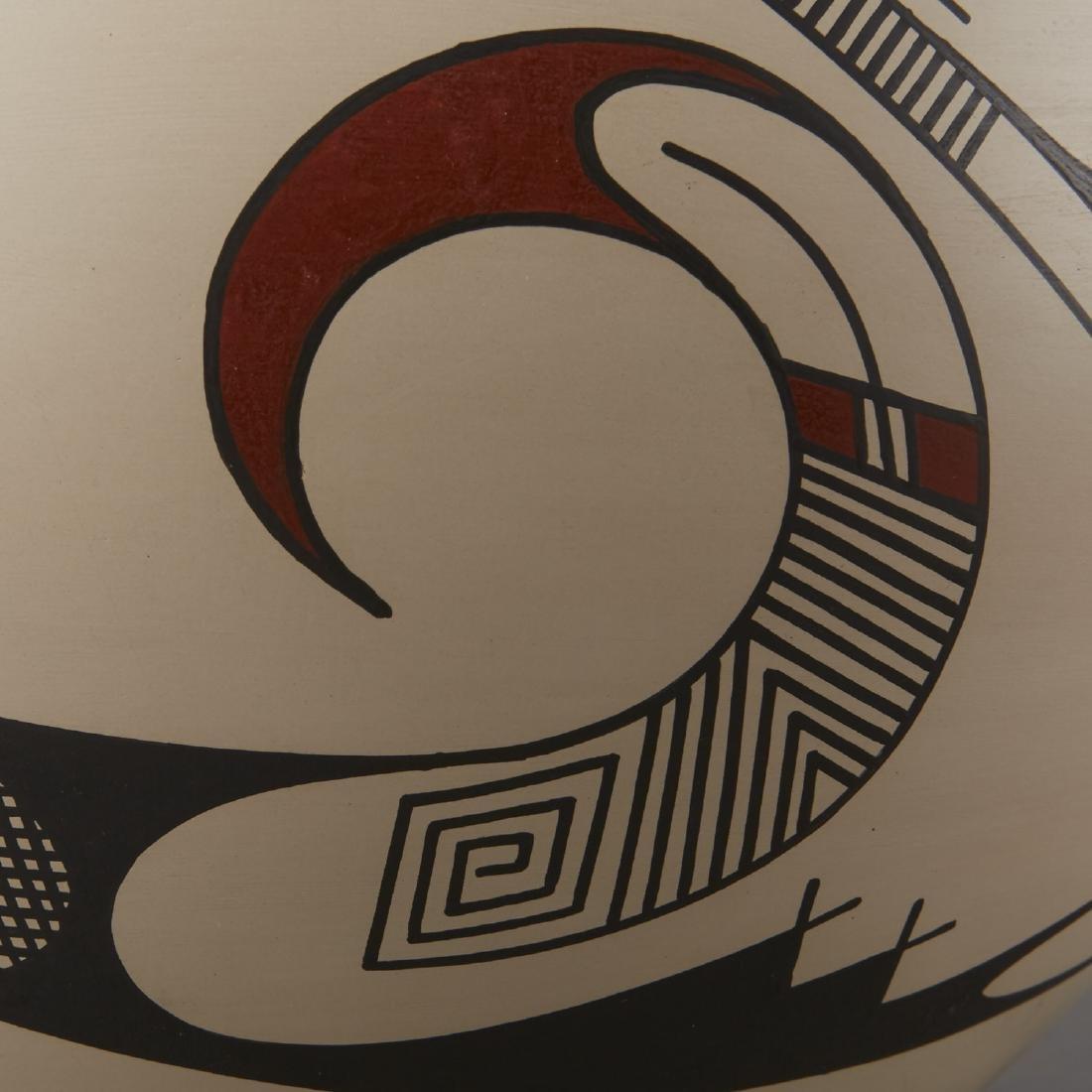 Casas Grandes Mata Ortiz Pottery by Juan Quezada - 6