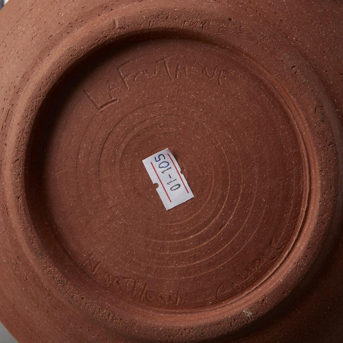 Group of 5 Glen LaFontaine Pottery pieces - 2