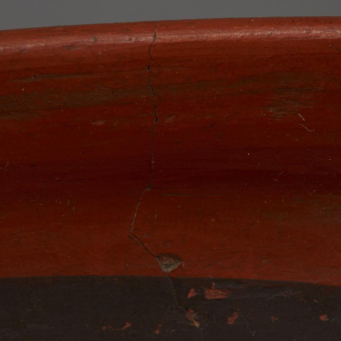 Redware Bowl Attributed to Nampeyo of Hano - 10