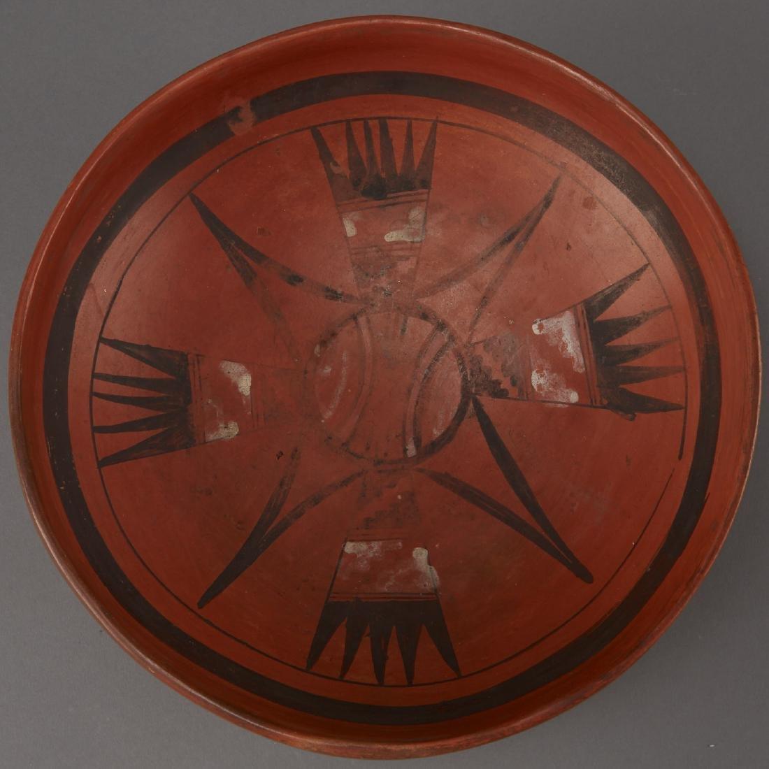 Redware Bowl Attributed to Nampeyo of Hano - 3