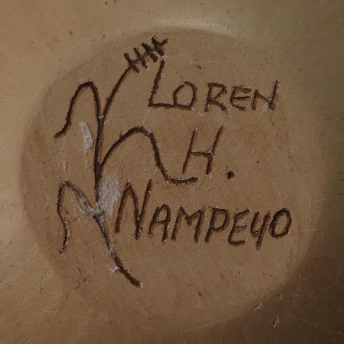 6 Pieces Pueblo Pottery Nampeyo, Navasie - 6