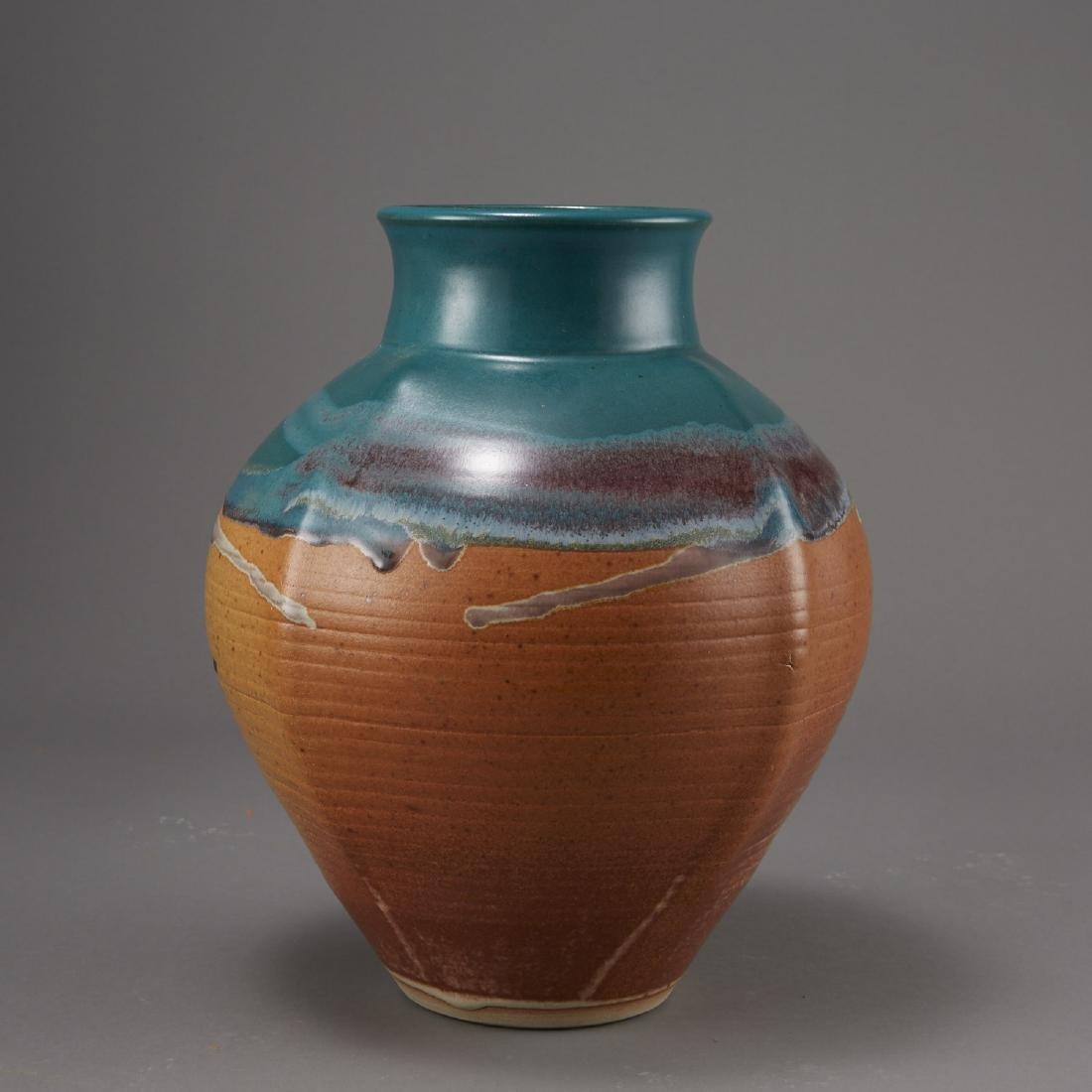 6 Pueblo Pottery Pots incld Fragua, Nez, Medina - 7