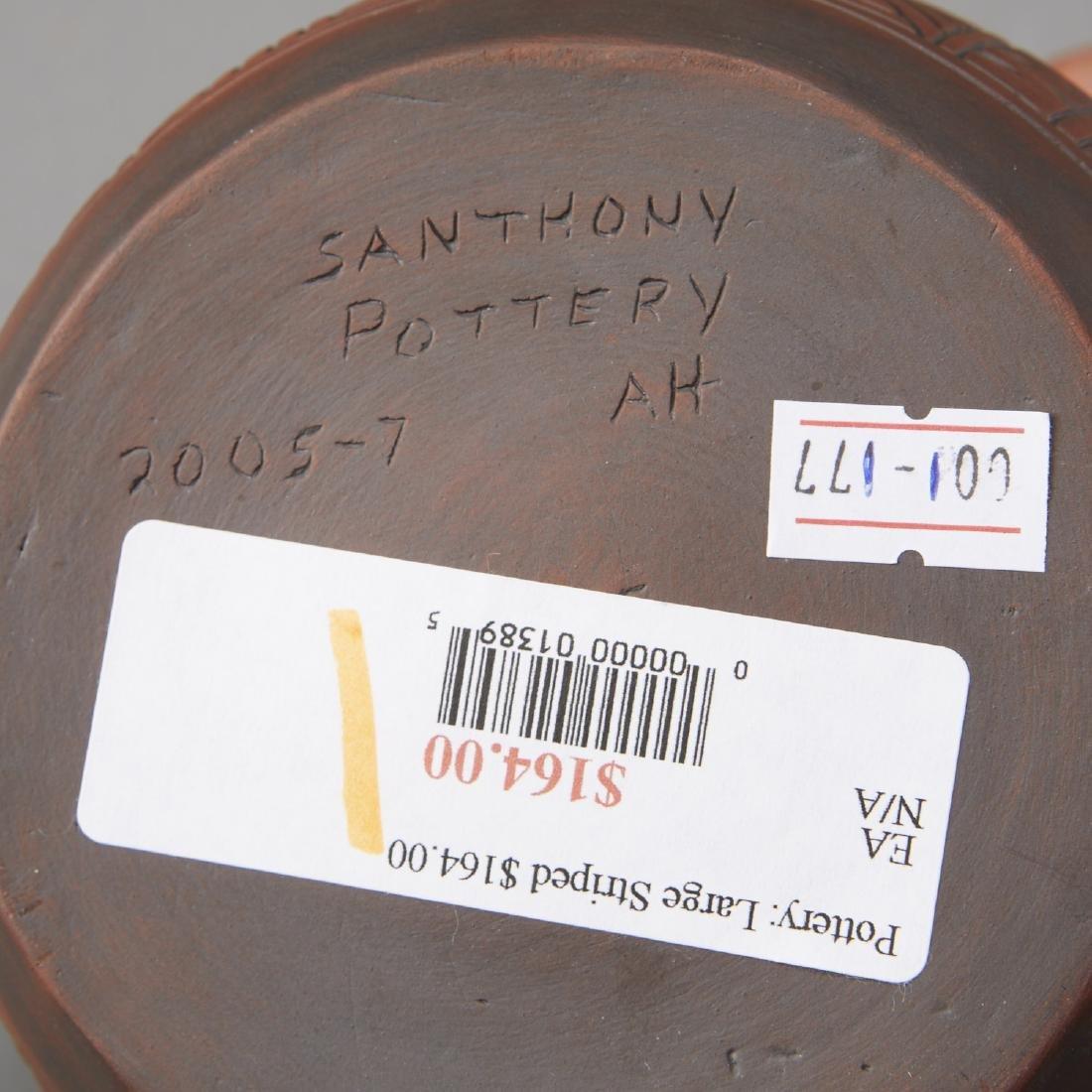 5 Pieces of Native American Pottery Sheldon Nunez - 7