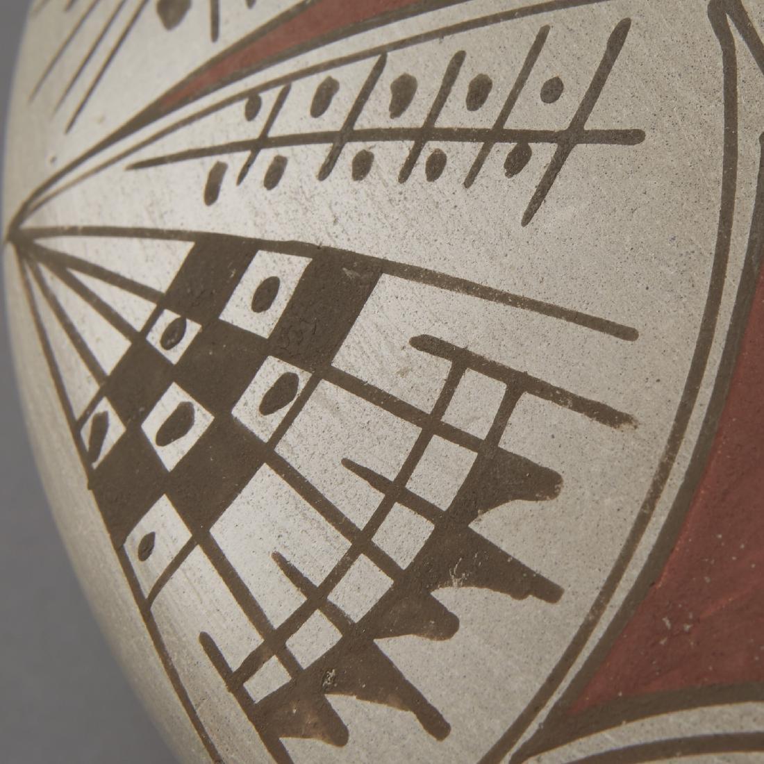 Hopi Polychrome Jar - 9