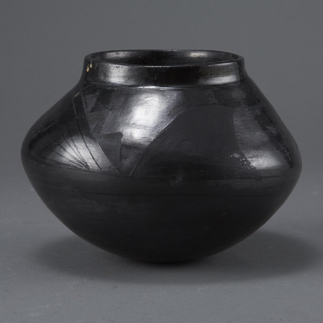 Blackware Jar