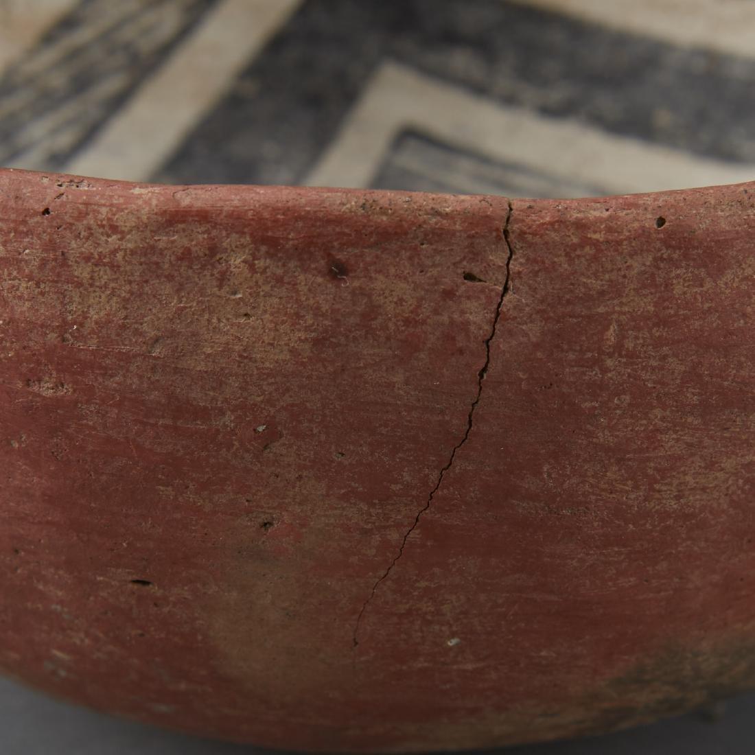 5 Prehistoric Pottery Pieces - 10