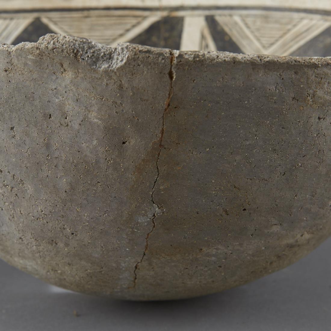5 Prehistoric Pottery Pieces - 7