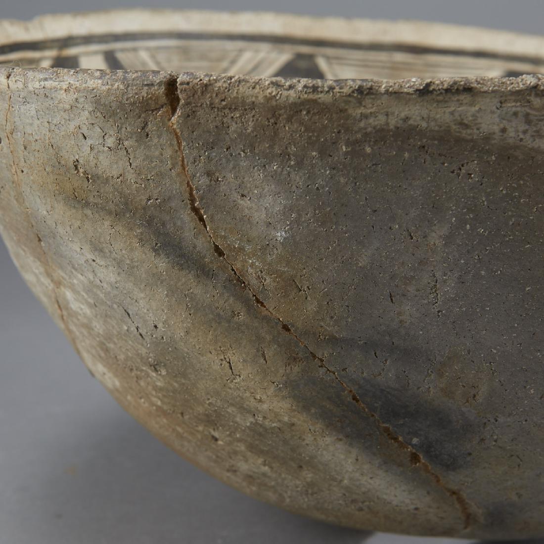 5 Prehistoric Pottery Pieces - 8