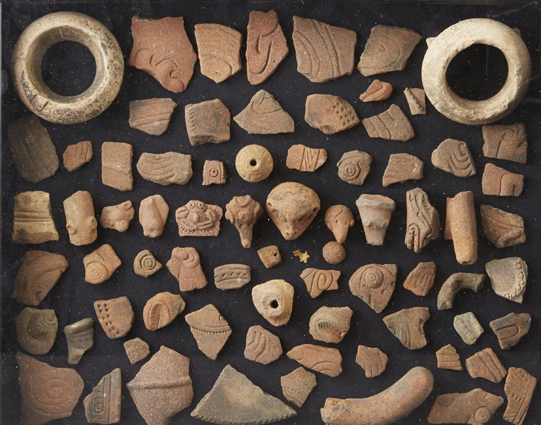 Precolumbian Panamanian Pottery and Gold