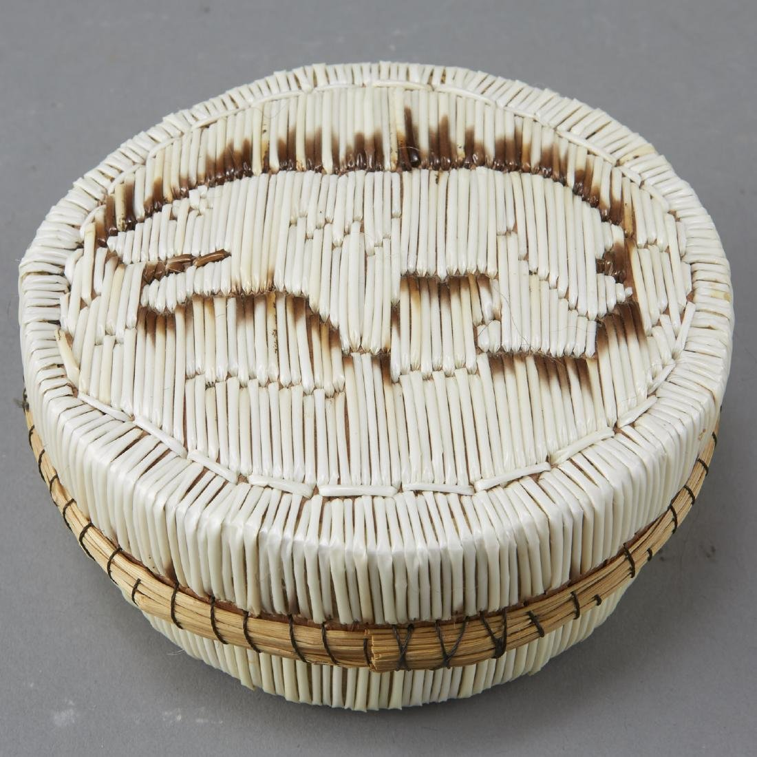 Group of 14 Native American Baskets - 2