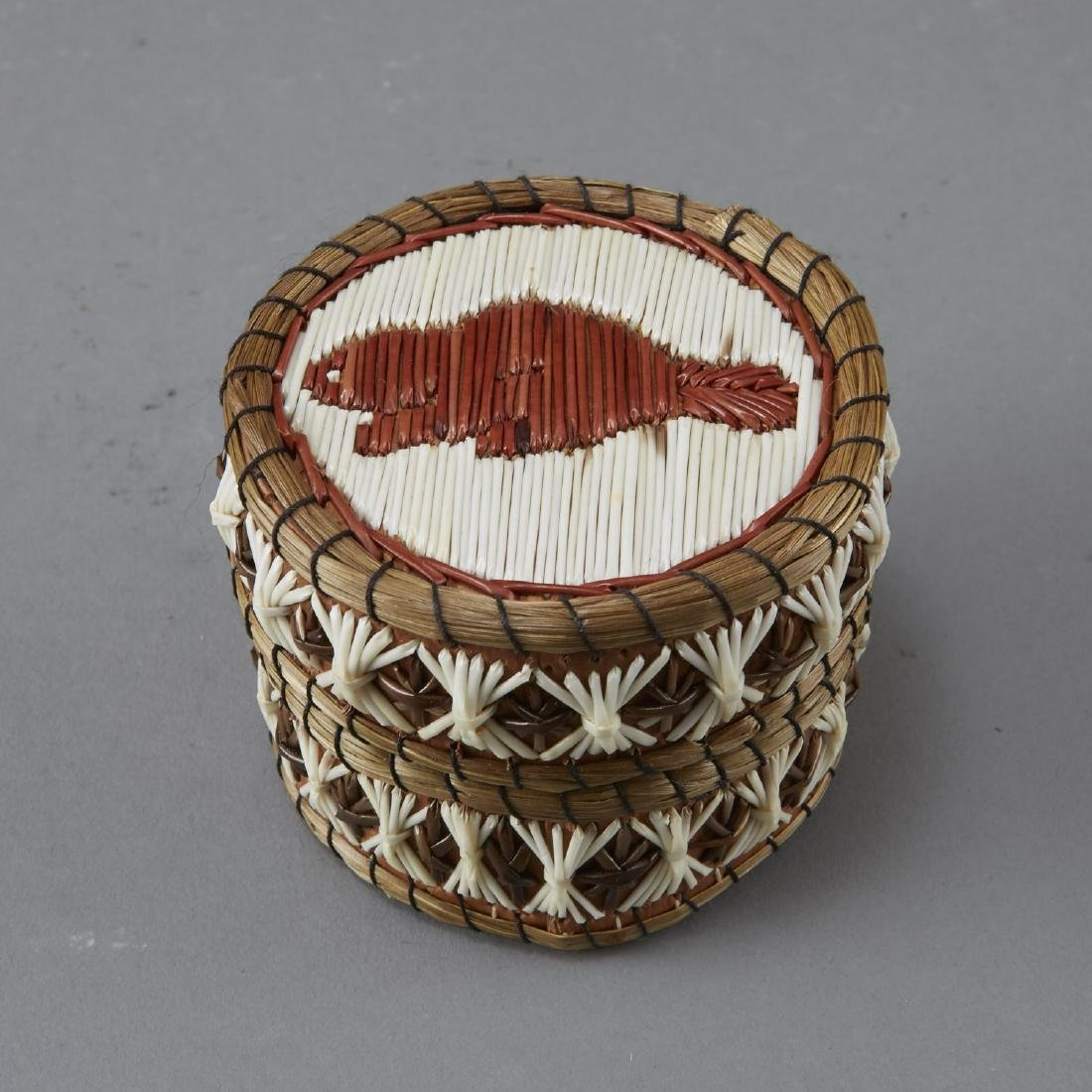 Group of 14 Native American Baskets - 3