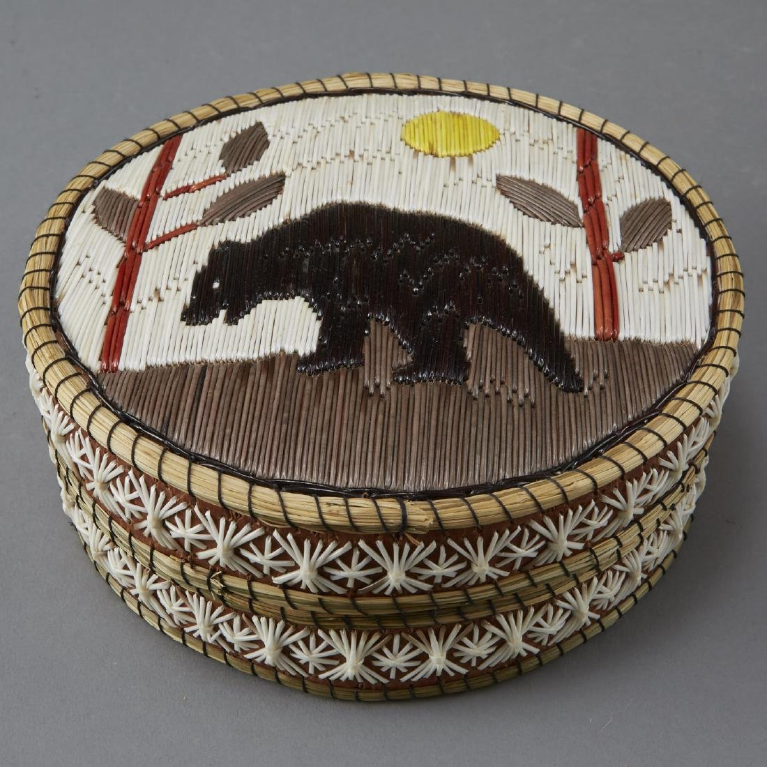 Group of 14 Native American Baskets - 6